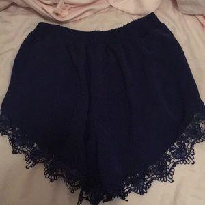 Tobi Shorts - High waisted shorts